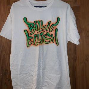 Graffiti Billie Eilish T-Shirt
